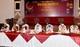 রাষ্ট্রপতি মোঃ আবদুল হামিদ ২০ মে ২০১৮ রবিবার বঙ্গভবনে যুদ্ধাহত মুক্তিযোদ্ধা, বীরশ্রেষ্ঠ পরিবারের সদস্য, এতিম, বিশিষ্ট আলেম ও বঙ্গভবনের কর্মকর্তা-কর্মচারীদের সম্মানে আয়োজিত ইফতার মাহফিলে মোনাজাতে অংশগ্রহণ করেন ।